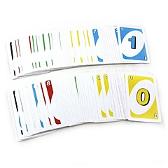 uno aantal card speelgoed bordspel