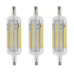4W R7S LED Corn Lights T 60 leds SMD 2835 Waterproof Decorative Warm White Cold White 350-400lm 3000-6500K AC 220-240V