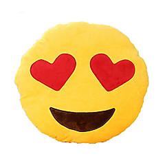 juguetes de peluche Almohada rellena Juguetes emoji Novedad Chico Chica Piezas