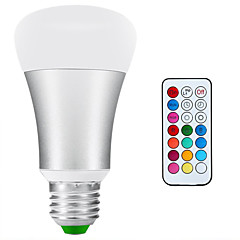 cheap LED Bulbs-900-1200 lm E26/E27 LED Globe Bulbs A80 1 leds COB Dimmable Waterproof Decorative Natural White RGB AC 85-265V