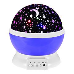 projecteur domestique 1pc usb stochastiques lampe de lumière modèle de nuit lampes ciel étoilé brillante lumière nocturne