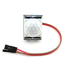 pyroélectrique infrarouge mouvement pir capteur module de détection pour Arduino