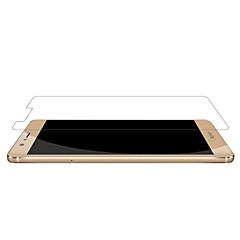 Transparante kunststof Ultrahelder / Spiegel / Ultra dun Voorkant screenprotector Krasbestendig / Anti-vingerafdrukken / Anti-glansScreen