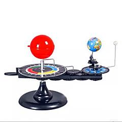 abordables Modelos de Exposición-Planetarios Conjunto de tres globos Juguete Educativo Máquina Nivel profesional El plastico Chico Chica Juguet Regalo 1 pcs