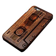 Недорогие Кейсы для iPhone 7-iphone 7 плюс груши дерева яблоко магнитная лента жесткий задняя крышка для Iphone 6с 6 плюс