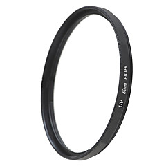 Emoblitz 62mm UV Ultra-Violet Protector Lens Filter Black