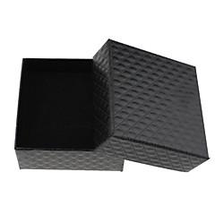 Cutii de Bijuterii Hârtie Negru
