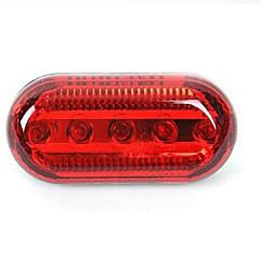 tanie -Światła rowerowe Tylna lampka rowerowa LED - Kolarstwo Ostrzeżenie Łatwe przenoszenie LED Light Inny 10 Lumenów Kolarstwo