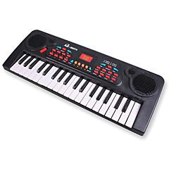 Elektroniczna klawiatura Instrumenty muzyczne Zabawki 1 Sztuk Boże Narodzenie Nowy Rok Dzień Dziecka Prezent