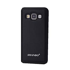 Voor Samsung Galaxy hoesje Patroon hoesje Achterkantje hoesje Effen kleur Zacht Siliconen SamsungMega / J7 / J5 / J3 / J2 / J1 / Grand