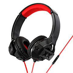 Beevo M-SR44X Hoofdtelefoons (hoofdband)ForMediaspeler/tablet / Mobiele telefoon / ComputerWithmet microfoon / DJ / Volume Controle /