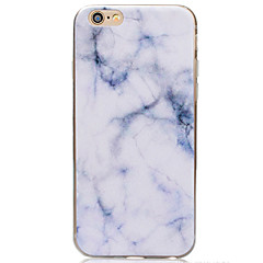 Кейс на заднюю панель Other Other TPU Мягкий Marble Design+New Good Design Для крышки случая AppleiPhone 6s Plus/6 Plus / iPhone 6s/6 /
