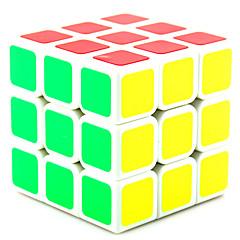 preiswerte Magischer Würfel-Zauberwürfel Shengshou 3*3*3 Glatte Geschwindigkeits-Würfel Magische Würfel Puzzle-Würfel Profi Level Geschwindigkeit Geschenk Klassisch