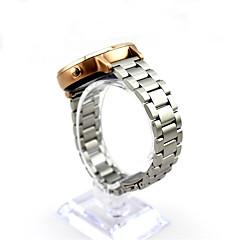 Черный / Золотистый / Серебристый Нержавеющая сталь Классическая застежка Для Motorola Смотреть 22mm