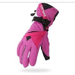 Damskie Full Finger Keep Warm Wiatroodporna Wearproof Rękawiczki sportowe Fibre Cotton Rękawice narciarskie Narciarstwo Kolarstwo/Rower