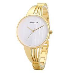 preiswerte Damenuhren-REBIRTH Damen Armbanduhr Schlussverkauf / / Legierung Band Freizeit / Modisch Silber / Gold