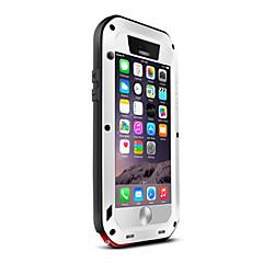Оригинальный любовь мэй Gorilla Glass металла водонепроницаемый чехол для iPhone дело 6s