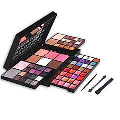 74 Blush+Oogschaduw+Lipgloss+Spiegel / Make-up borstels Droog Ogen / GezichtGlanzende Glitter Lipgloss / Gekleurde Lipgloss / Lipgloss /