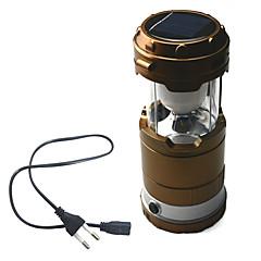 LED taskulamput Lyhdyt ja telttavalot LED 300 Lumenia 2 Tila - Kyllä Ladattava Kompakti koko Hätä varten Telttailu/Retkely/Luolailu