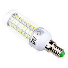 E14 E26/E27 LED a pannocchia T 72 SMD 5730 960 lm Bianco caldo Bianco K Decorativo AC 220-240 V