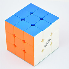 cheap Special Deals-Rubik's Cube QI YI LEISHENG 120 3*3*3 Smooth Speed Cube Magic Cube Puzzle Cube Professional Level Speed Competition Gift Classic &