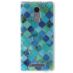 For Mi etui Mønster Etui Bagcover Etui Geometrisk mønster Blødt TPU Xiaomi Xiaomi Redmi Note 3