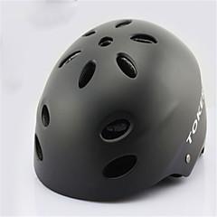 billige Hjelme-Beskyttelseshjelm til Scooter, Skateboard & Roller Børn Voksne Hjelm CE Certificering Bjerg Ungdom for Bjerg Cykling Cykling Vandring