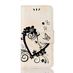 пресса любовь о черное сердце пу открытой кобуры для iphone 7plus 7 6splus 6s 6plus 6 SE 5S 5