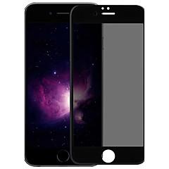 zxd 3d fuld skærm anti pip telefon beskyttende film til iPhone 7 blød kant skærmbeskytter film