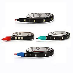 Недорогие Дневные фары-ZIQIAO 2pcs Автомобиль Лампы 1.5 W 70 lm Светодиодная лампа Внутреннее освещение