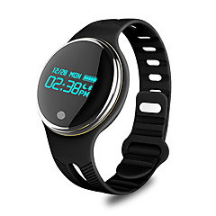 preiswerte Digitaluhren-Herrn Smartwatch Chinesisch Kalender / Wasserdicht / Kreativ Silikon Band Charme Mehrfarbig / Schrittzähler / Tachometer / Fitness Tracker / Tachymeter
