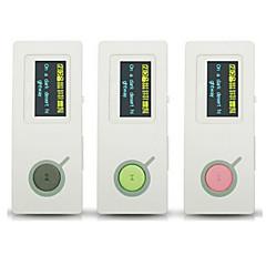 IQQ l9b mini mp3 lejátszó-felvevő aranyos sport ebook 8GB cukorka színű extrovertált