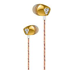 Magcc L8 W uchu Przewodowy/a Słuchawki Dynamiczny Telefon komórkowy Słuchawka Izolacja akustyczna Zestaw słuchawkowy