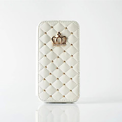 Недорогие Кейсы для iPhone 5-Кейс для Назначение Apple iPhone X / iPhone 8 / iPhone 6 Plus Кошелек / Бумажник для карт / Стразы Чехол Геометрический рисунок Твердый Кожа PU для iPhone X / iPhone 8 Pluss / iPhone 8