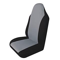 abordables Fundas y Accesorios para Asientos de Coche-portada estilo coche de la cubierta de asiento de coche 1pc del asiento de una sola pieza del amortiguador anti-polvo cubre protector de