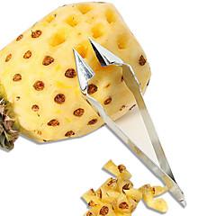 1 Pças. língua For para Frutas Aço Inoxidável Creative Kitchen Gadget / Alta qualidade / Novidades