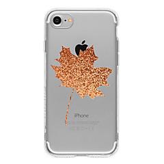 Voor iPhone 7 hoesje / iPhone 7 Plus hoesje / iPhone 6 hoesje Patroon hoesje Achterkantje hoesje Landschap Zacht TPU AppleiPhone 7 Plus /