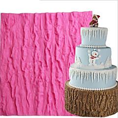 1 Sütés tortát díszítő / Sütés eszköz Kenyér / Palacsinta / Csokoládé Szilikon Sütőformák