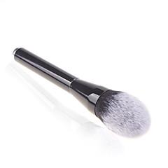 1 Contour Brush / Blush Brush / Powder Brush / Foundation Brush Synthetic Hair Professional / Travel / Eco-friendly / Portable Wood Face