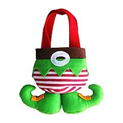 2db karácsonyi díszek karácsonyi ajándékcsomagot cukorka táska karácsonyi ajándék karácsonyi ajándék táska