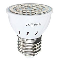 1 adet E27 smd2835 AC110 / 220V 400lm bitki büyüme lamba 36LED