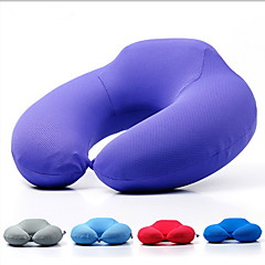 Utazópárna U alakú Pihenő mert U alakú PihenőSzürke Bíbor Rózsa Kék Világoskék