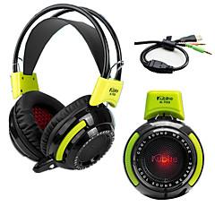 Kubite KT03 ΑκουστικάΚεφαλής(Με Λουράκι στο Κεφάλι)ForMedia Player/Tablet / Κινητό Τηλέφωνο / ΥπολογιστήςWithΜε Μικρόφωνο / Έλεγχος