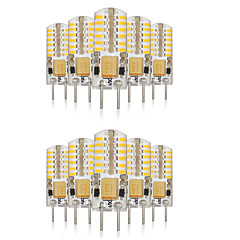 G4 LED Bi-pin Lights T 48 SMD 3014 140-160 lm Warm White Cold White Natural White 3000-6000 K Waterproof Decorative V