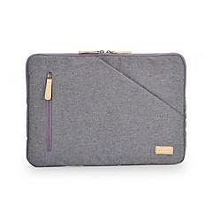 Etuihoes textiel Geval voor 13.3 '' / 15,4 '' MacBook Air met Retina / MacBook Pro / MacBook Air / MacBook Pro met Retina