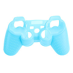 cheap PS3 Accessories-PS3 Controller Noctilucent Protective Case Silicone Skin bag