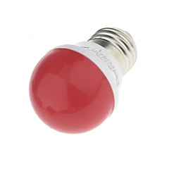 3W E26/E27 Decoration Light A60(A19) 6 SMD 2835 240-280 lm Red Blue Yellow Green K Decorative V 1pc
