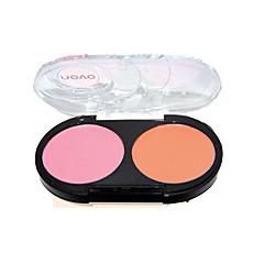 voordelige -2 Blush Mat Poeder Gekleurde Lipgloss Gezicht Meerkleurig China