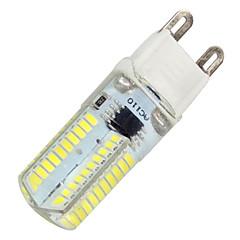 G9 G8 LED-lampa T 80 lysdioder SMD 3014 Bimbar Dekorativ Varmvit Kallvit 380lm 2800-6000K AC 220-240 110-120V