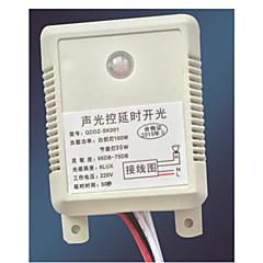 otthoni fali intelligens switch / led hang-aktivált kapcsoló
